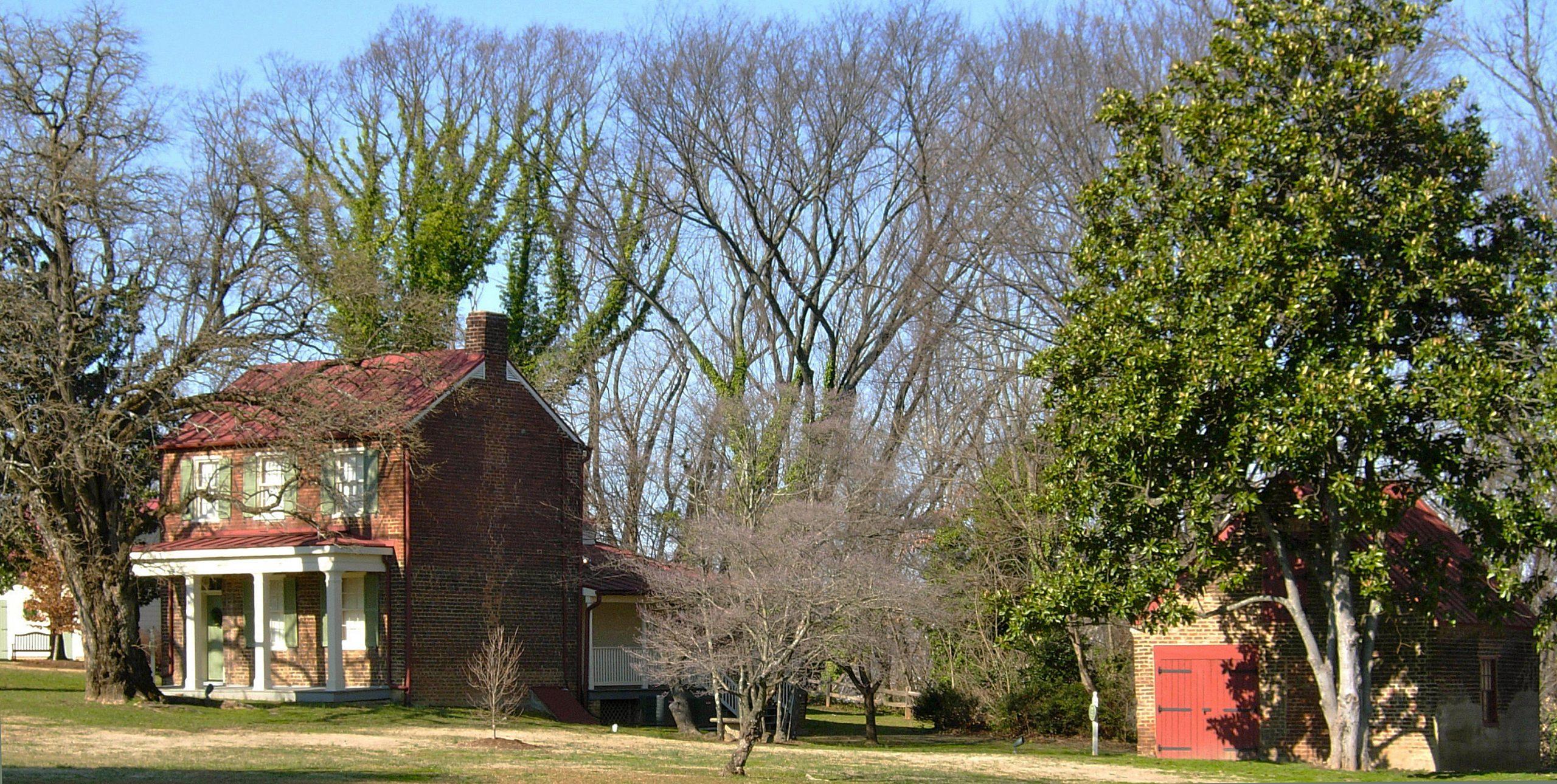Clarke-Palmore House