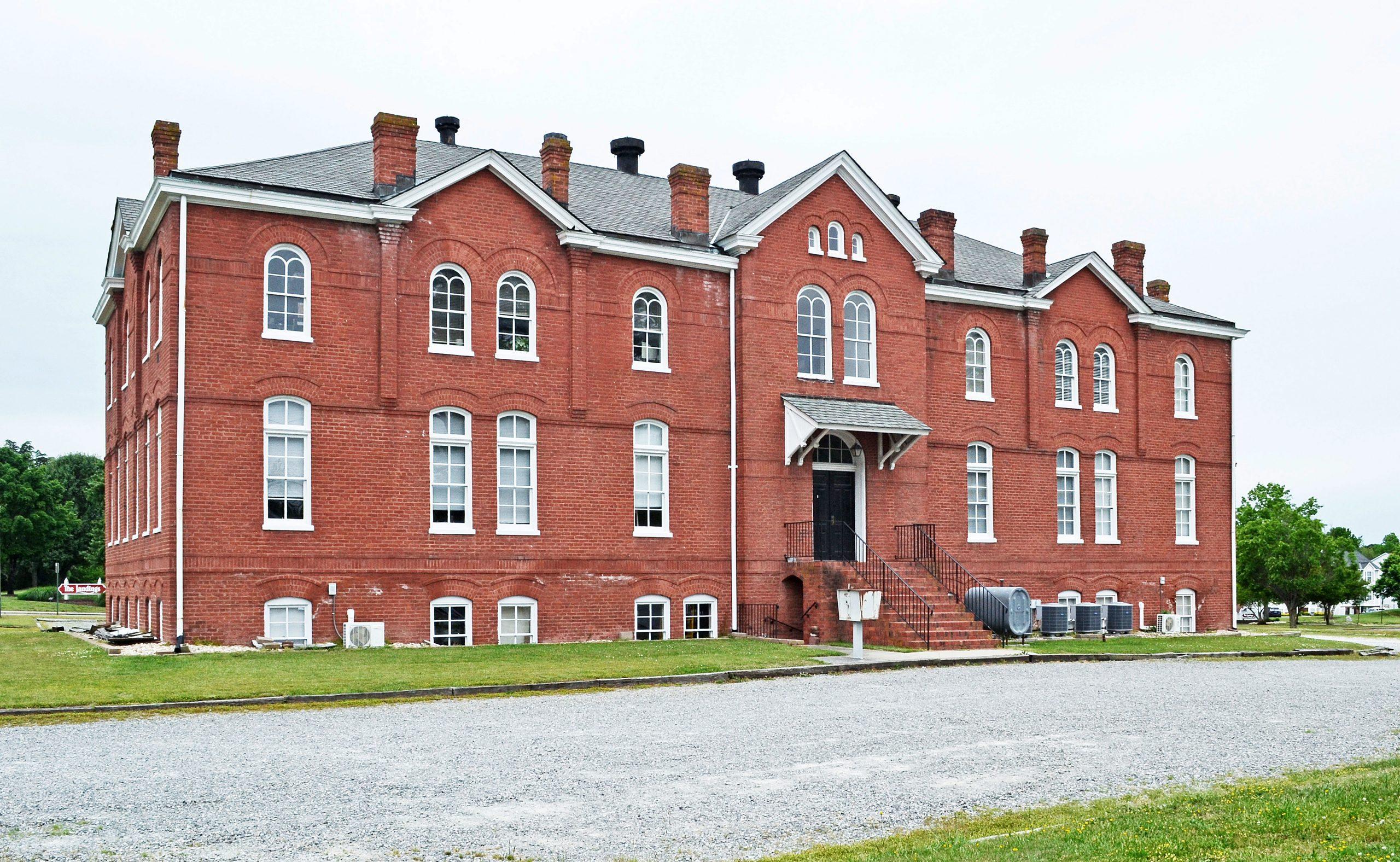 Laurel Industrial School Historic District
