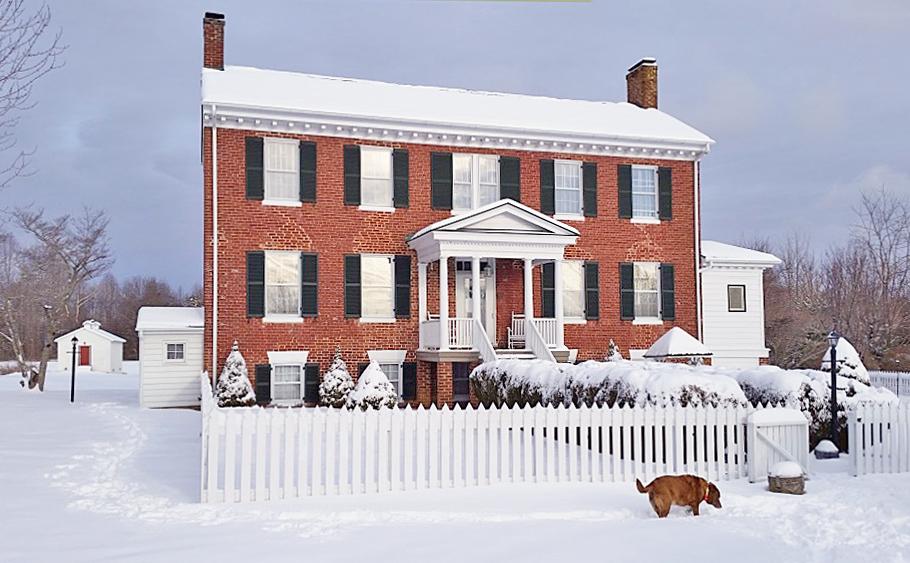 Providence Plantation and Farm