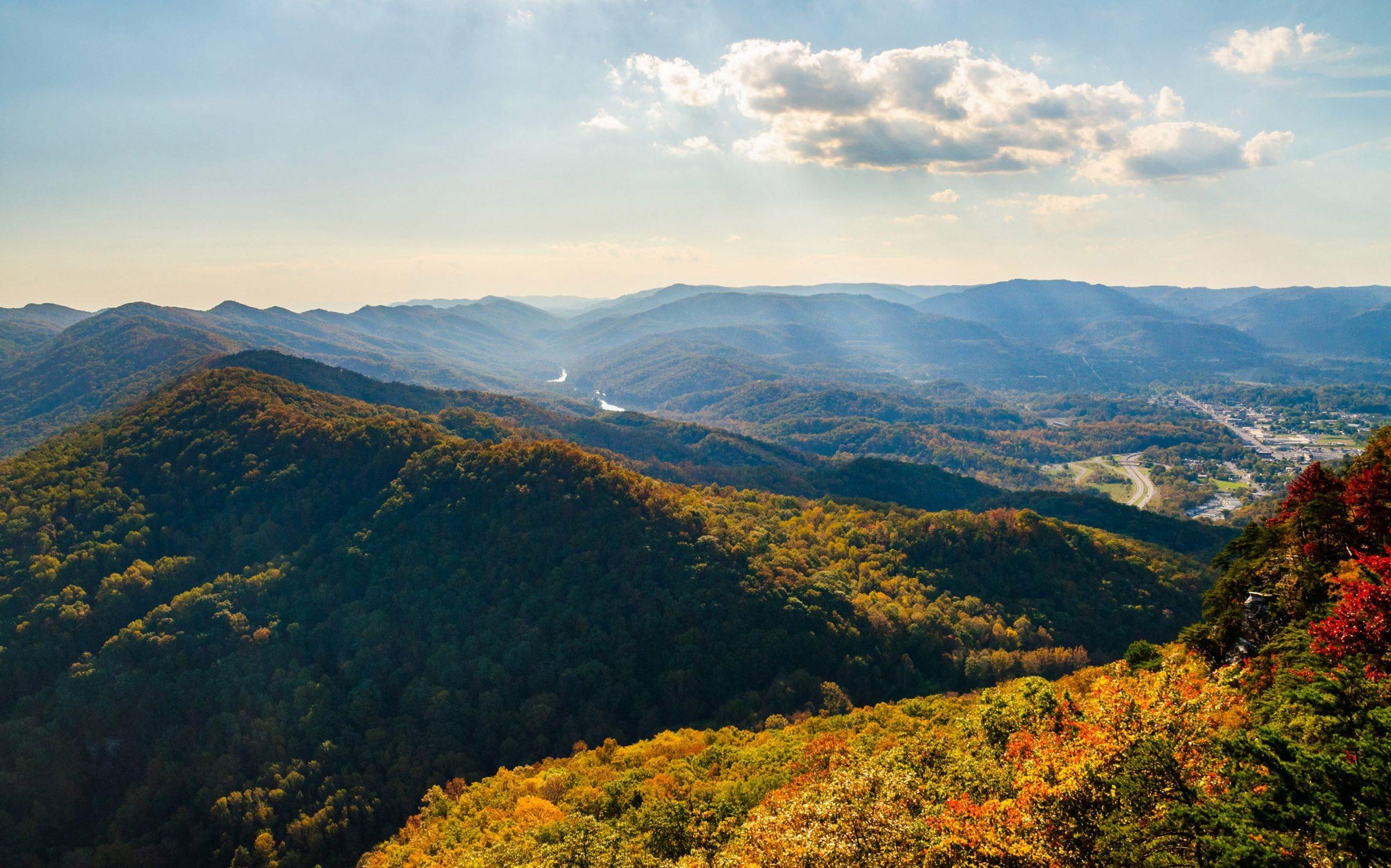 Cumberland Gap Historic District -- Virginia/Kentucky/Tennessee