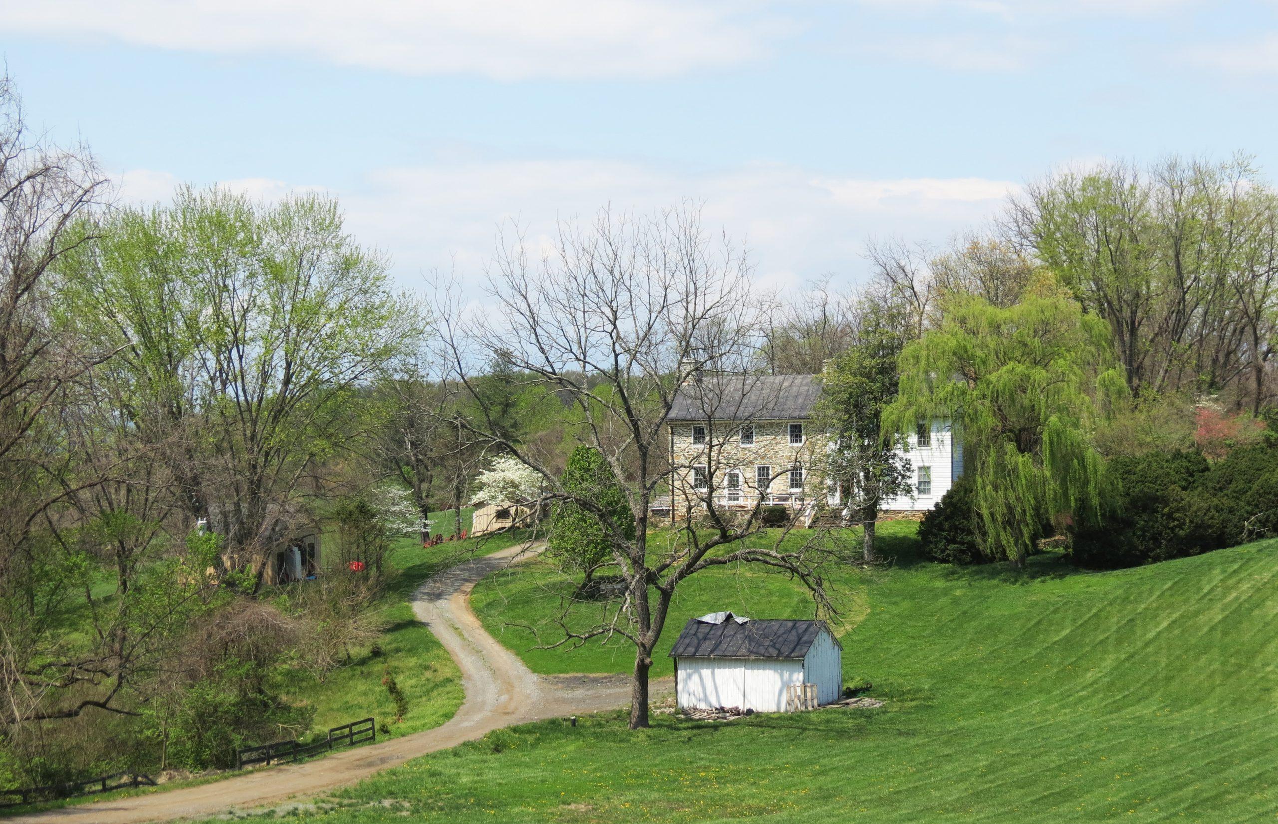 Goose Creek Rural Historic District