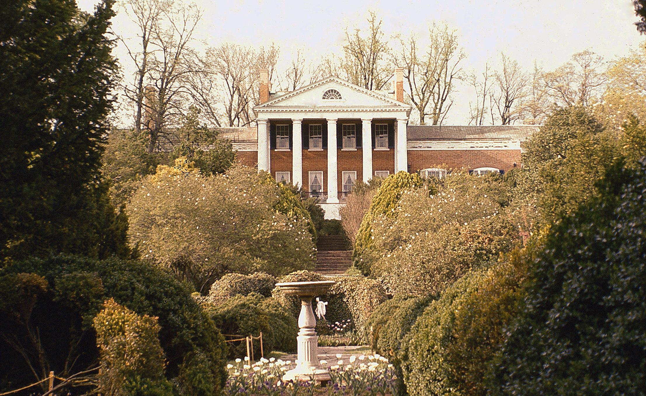 Oak Hill (James Monroe Home)