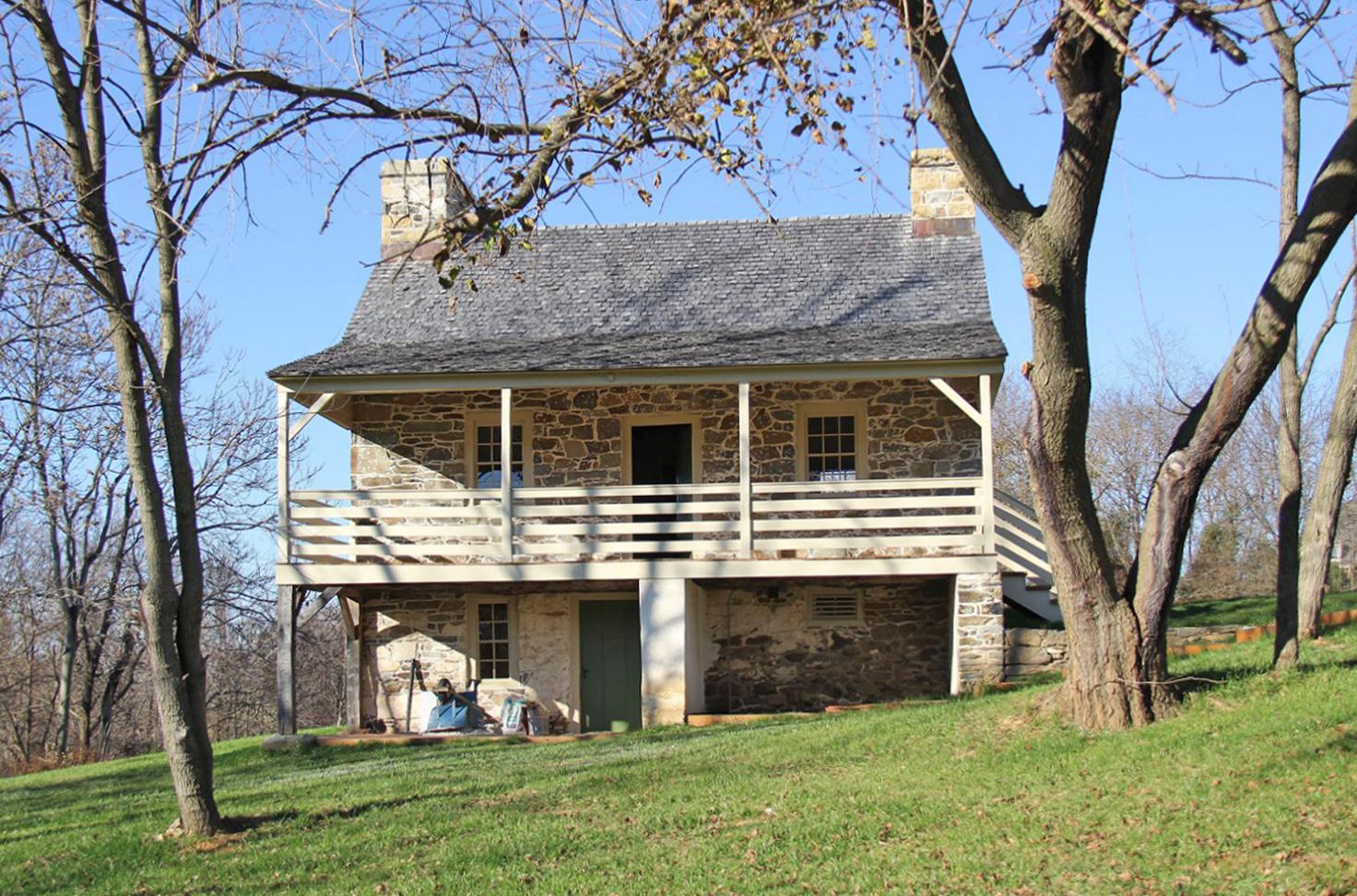 Amos Goodin House
