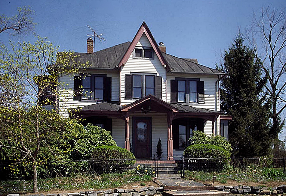 Paeonian Springs Historic District