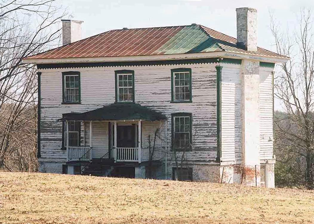 Baker-Strickler House