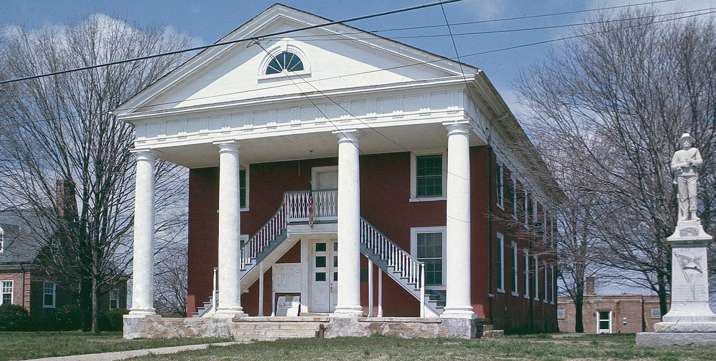 Lunenburg Court House Historic District