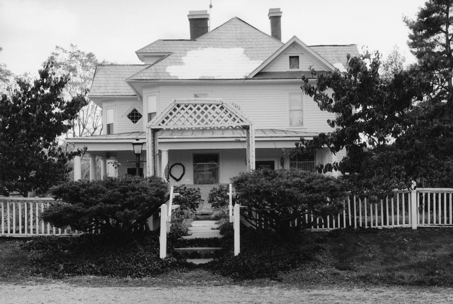 Frank Lawrence House