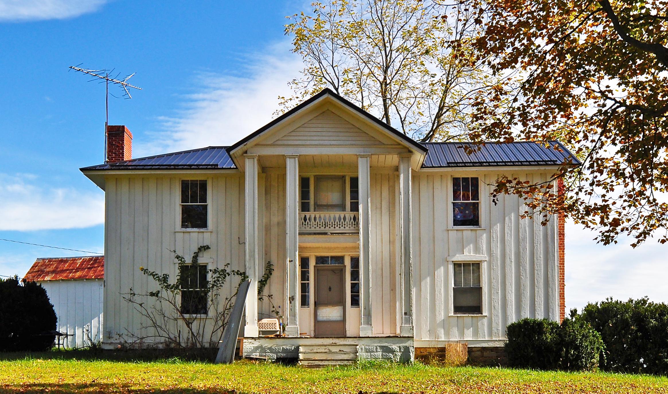 Thomas Hall House