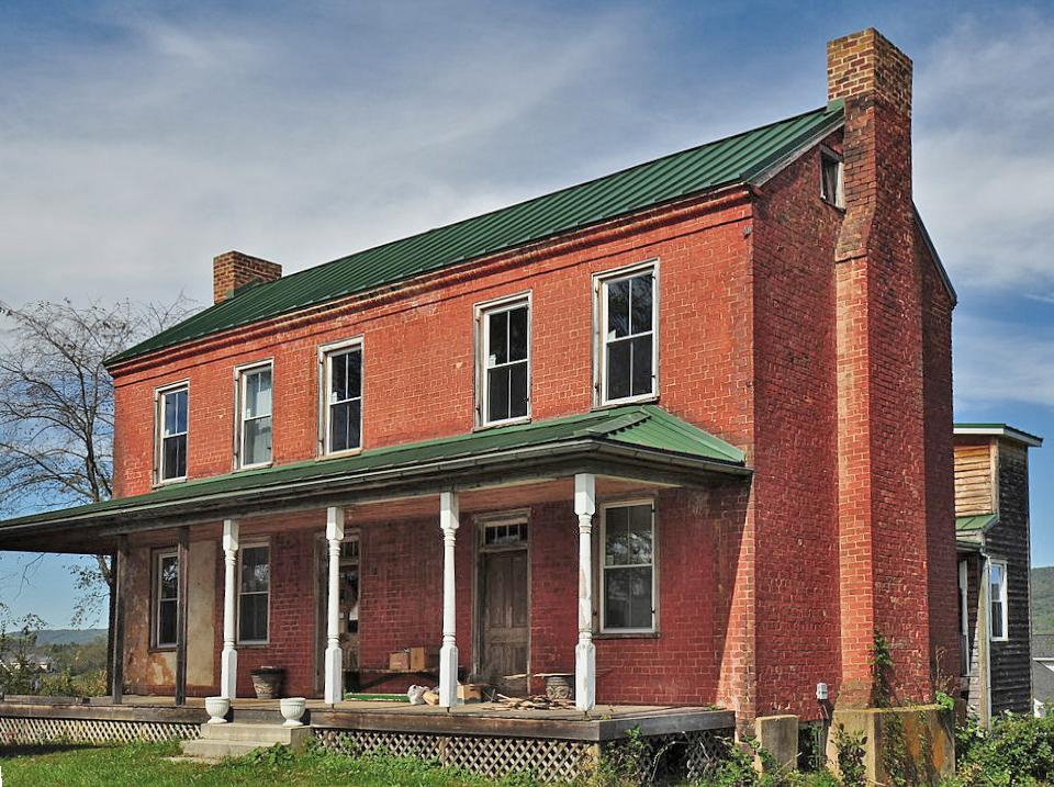 Evans House No. 2