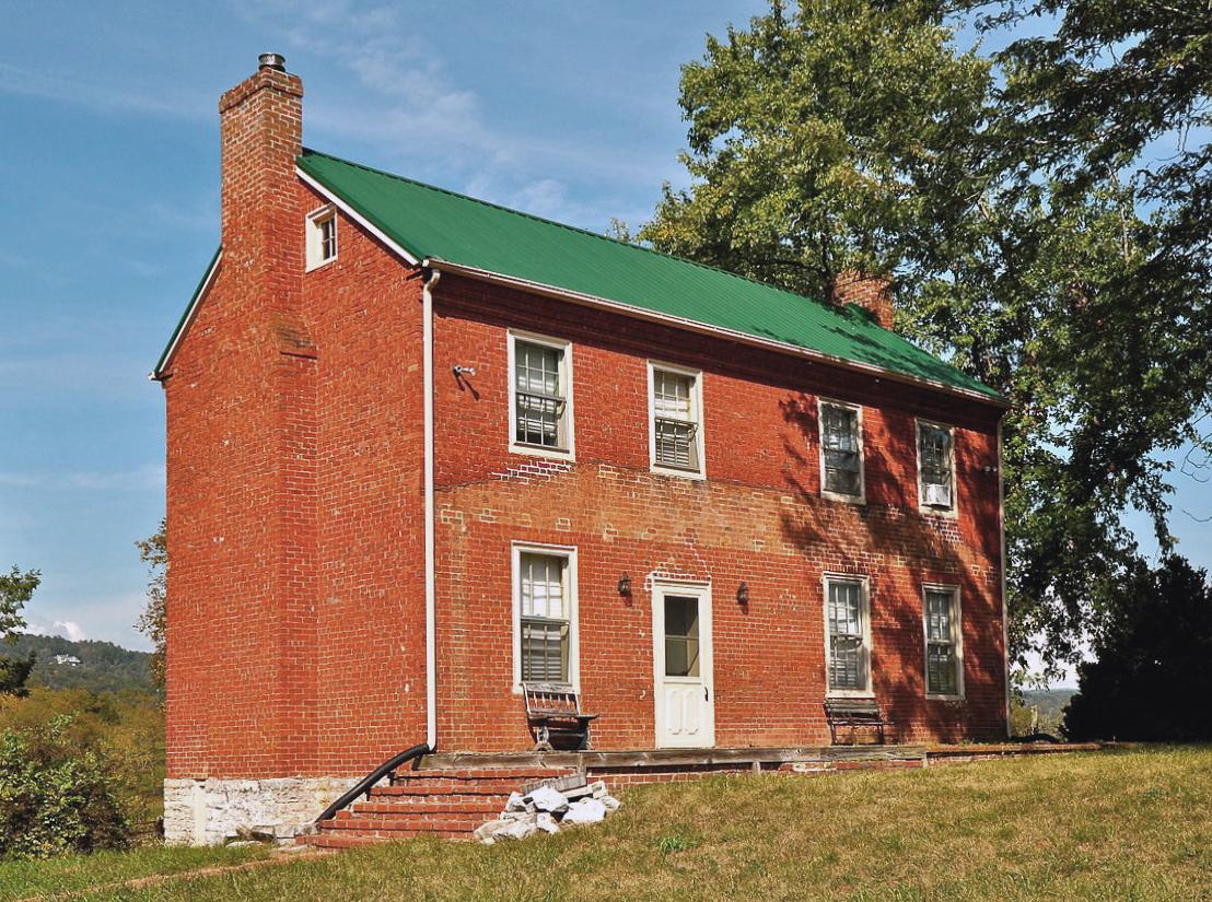 George Earhart House