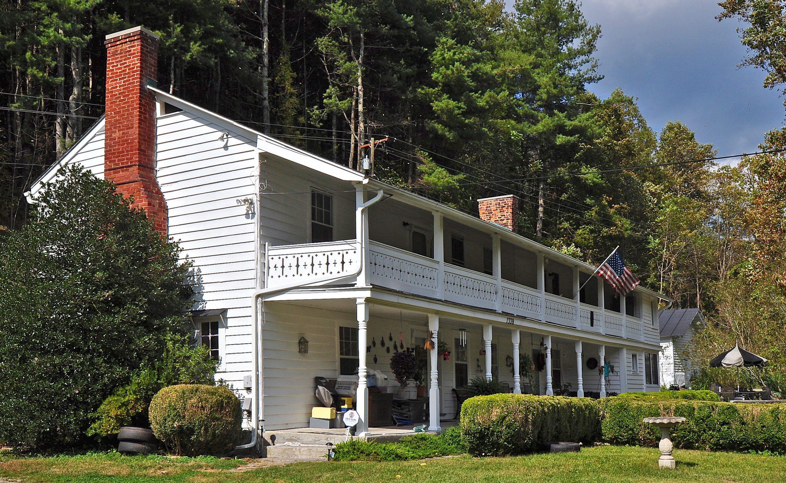 William Barnett House