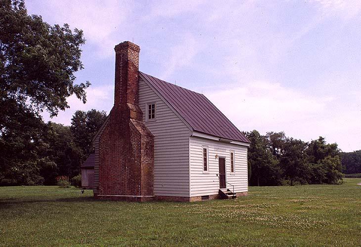 Claughton-Wright House