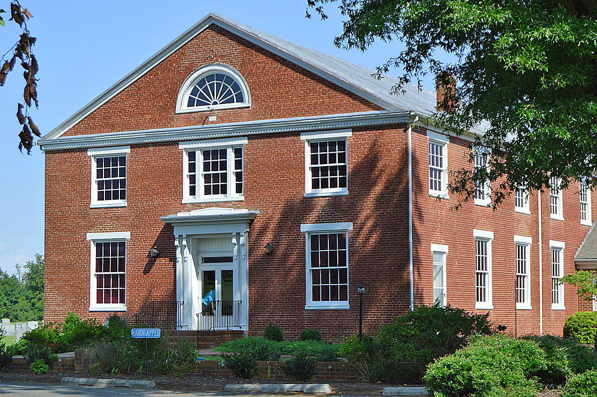 Coan Baptist Church