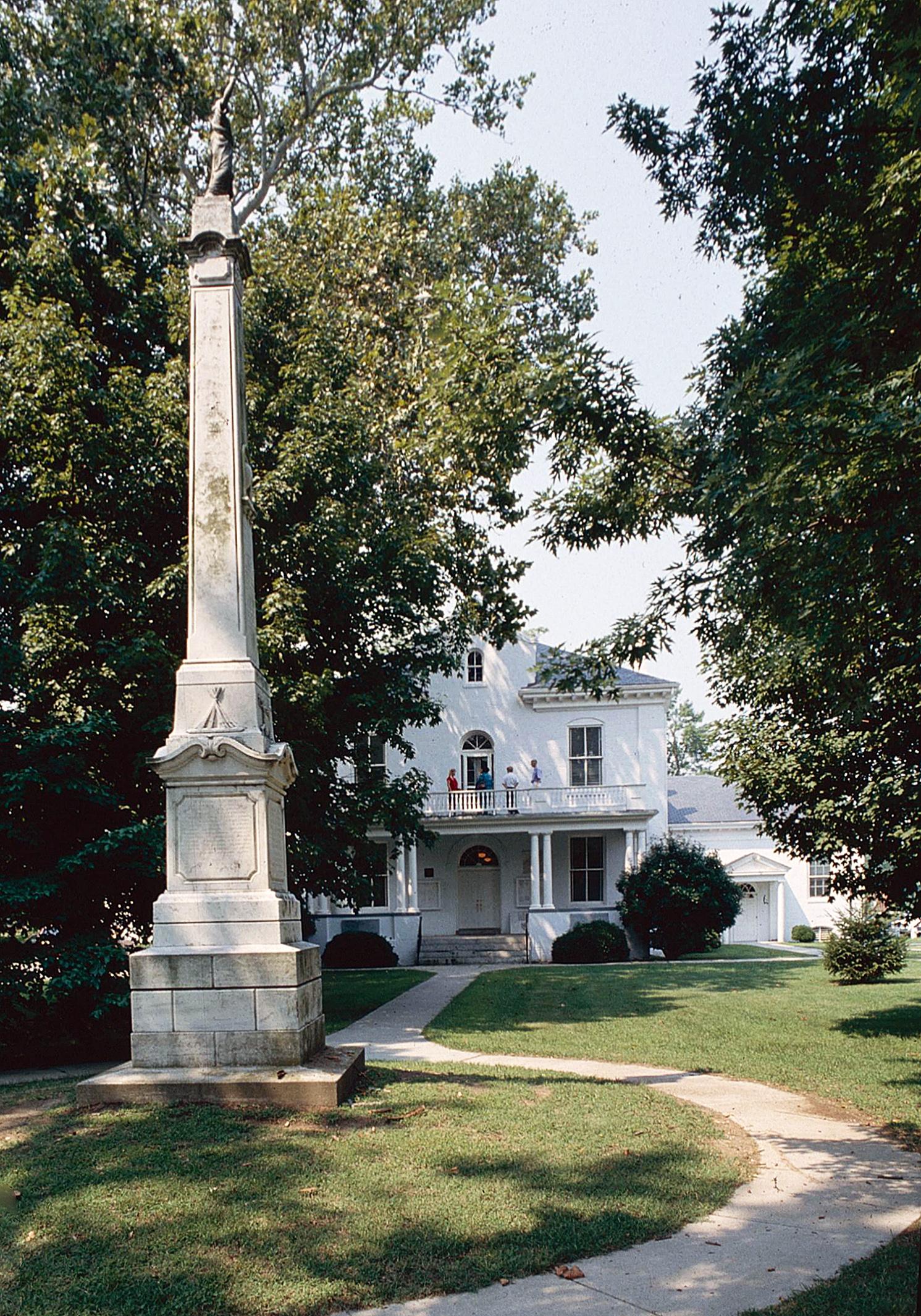 Heathsville Historic District