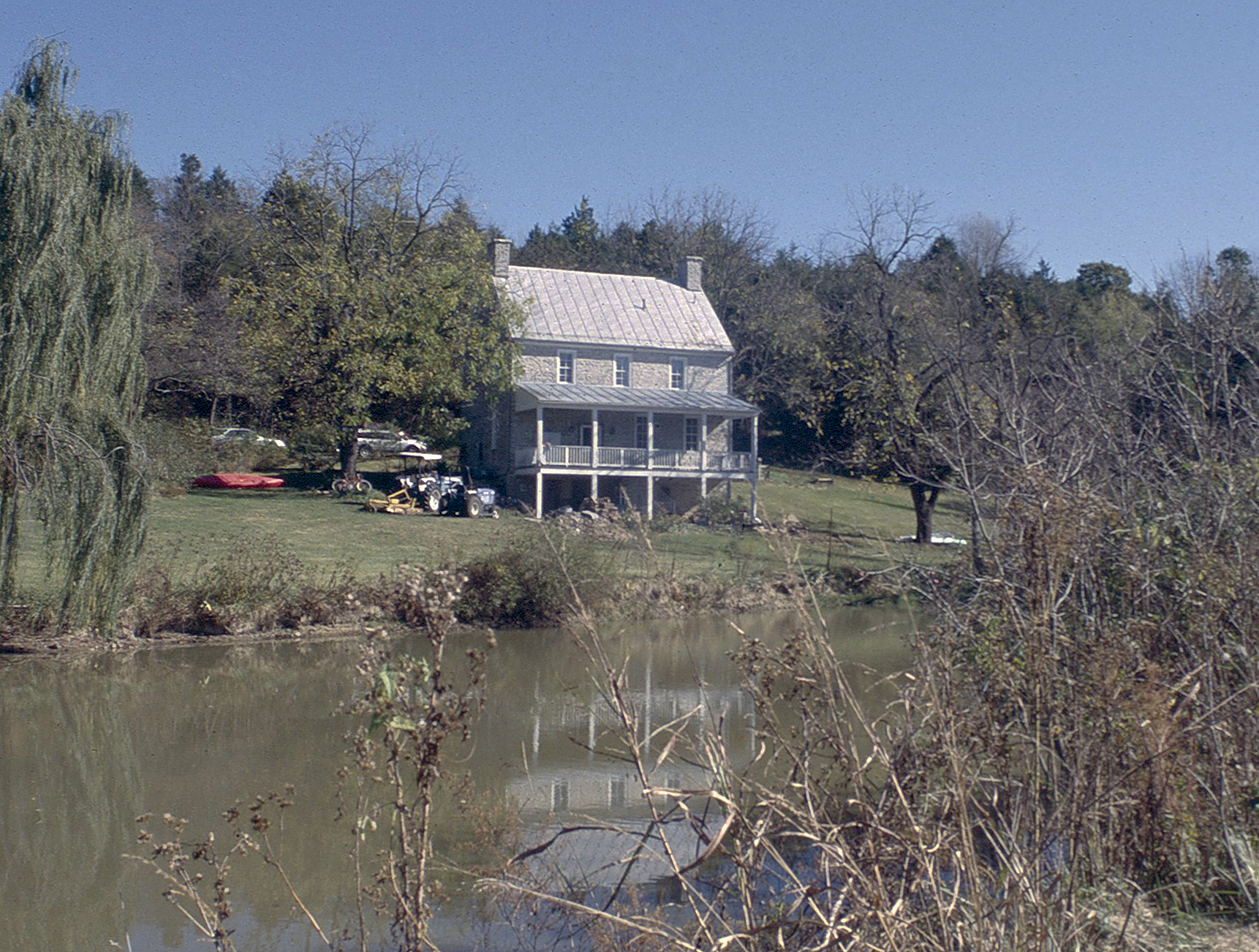 Stover House (Fort Stover)