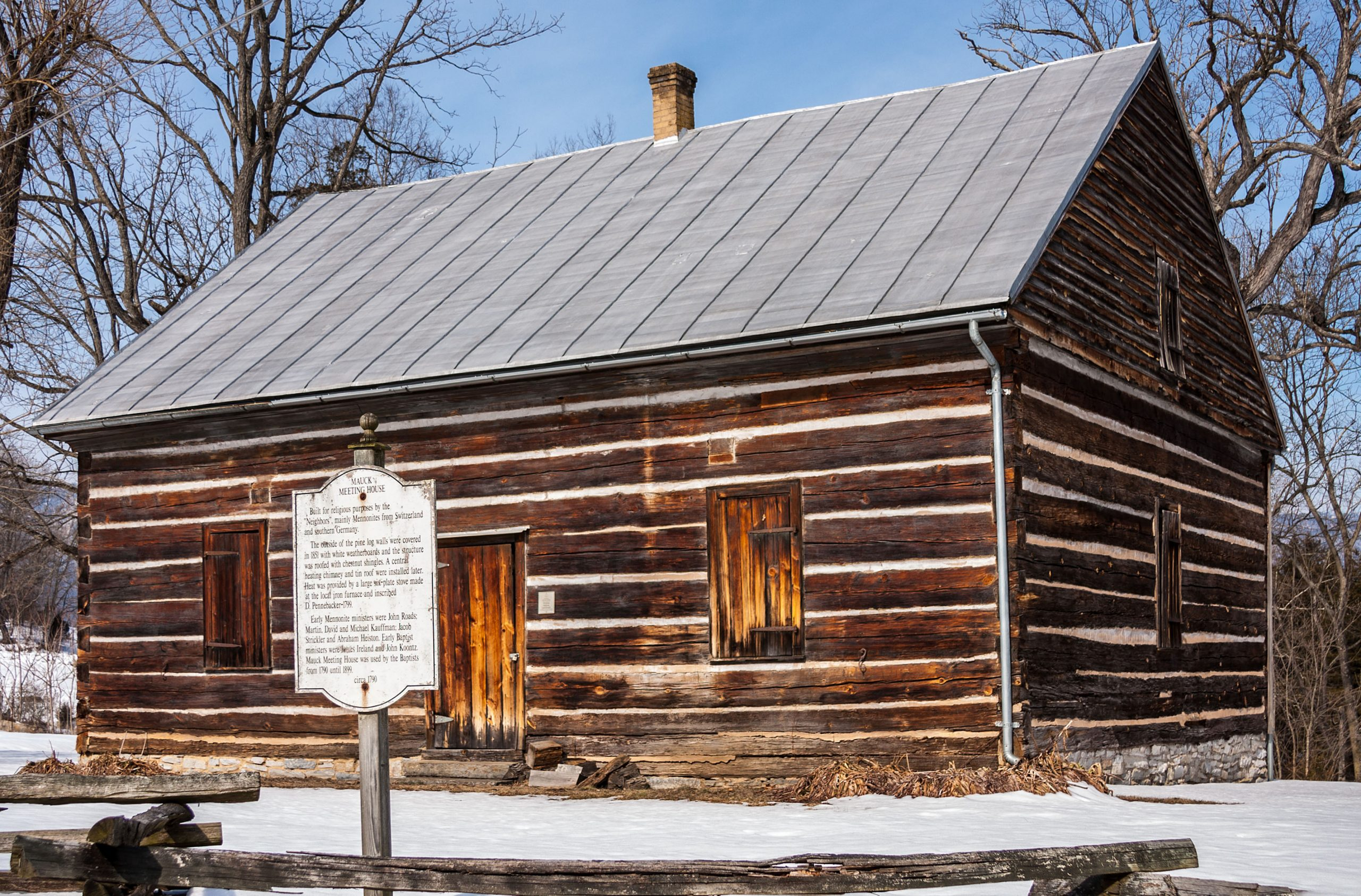 Mauck's Meeting House