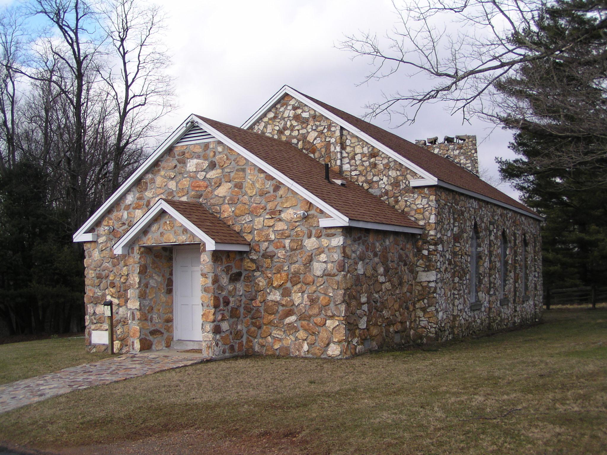 Bluemont Presbyterian Church and Cemetery