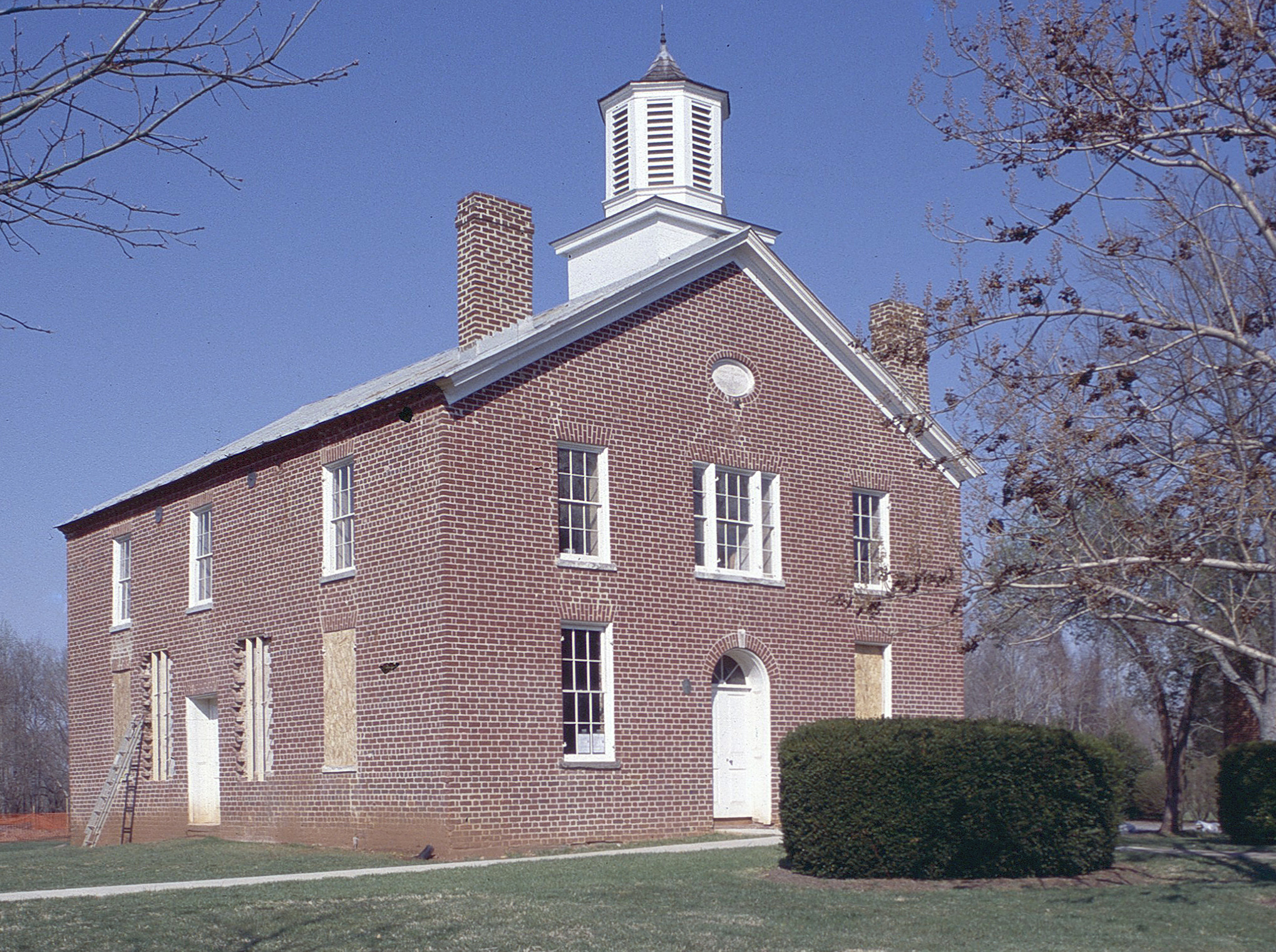 Brentsville Courthouse and Jail