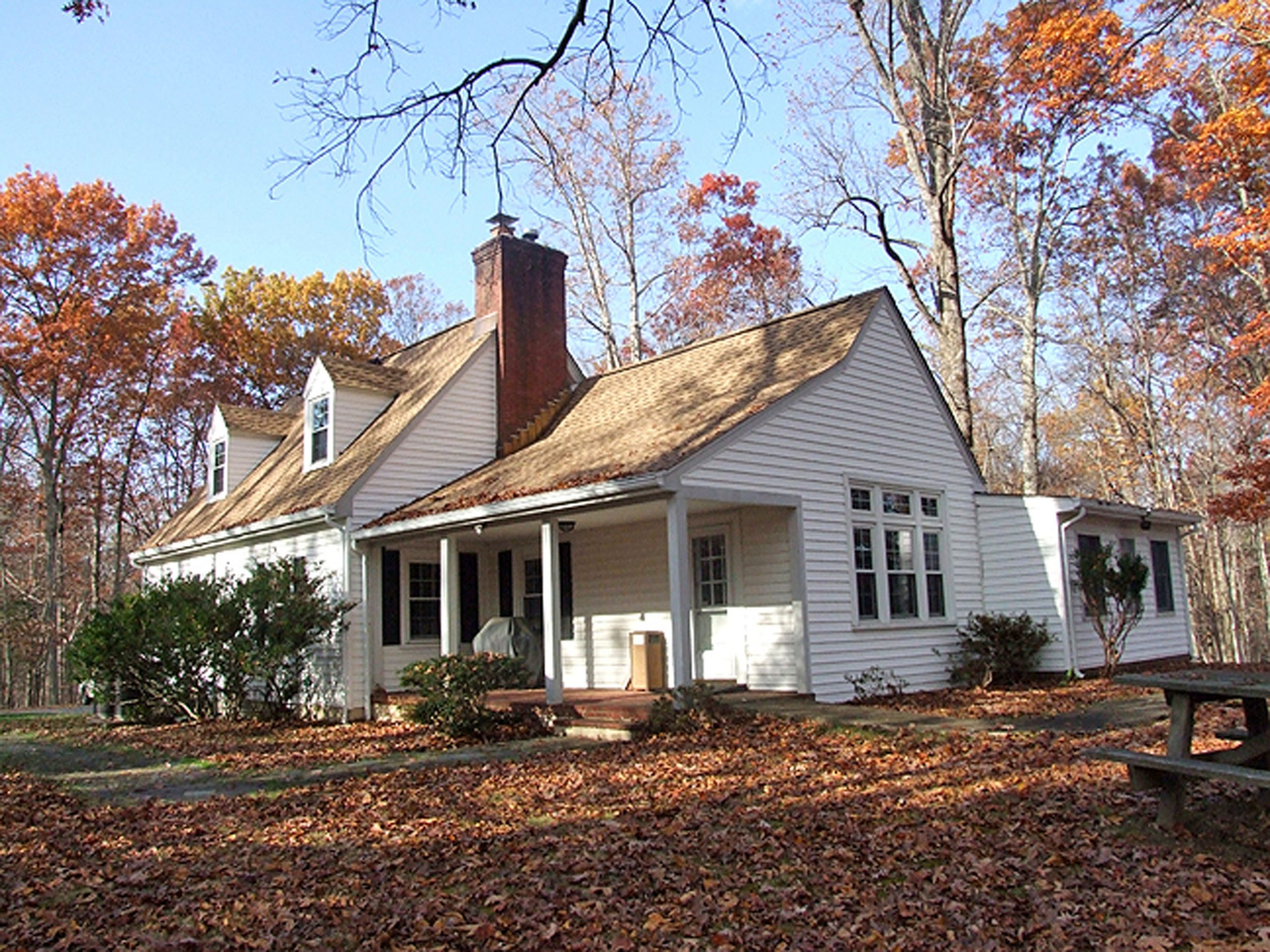 Prince William Forest Park Historic District