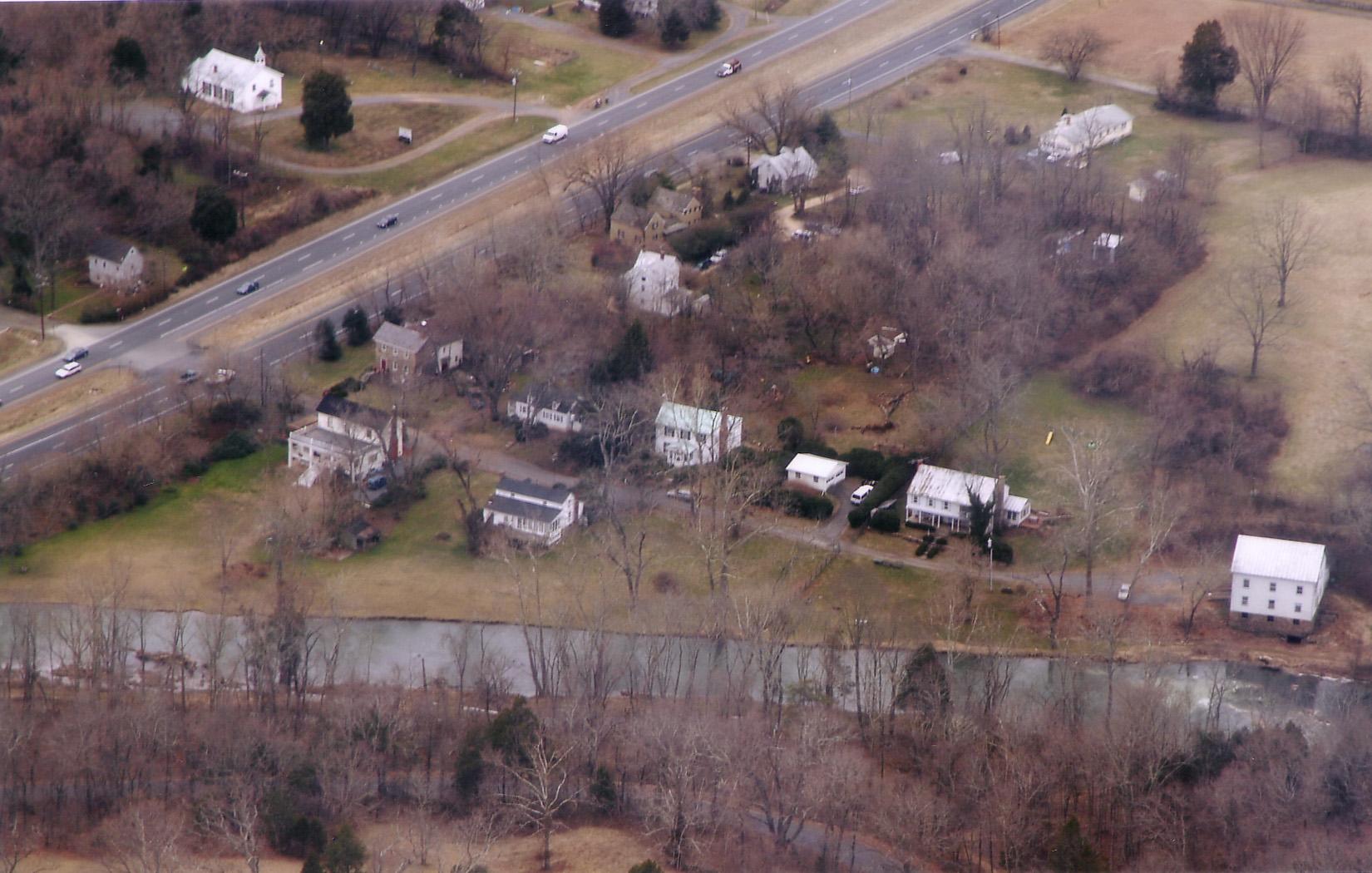 Buckland Historic District