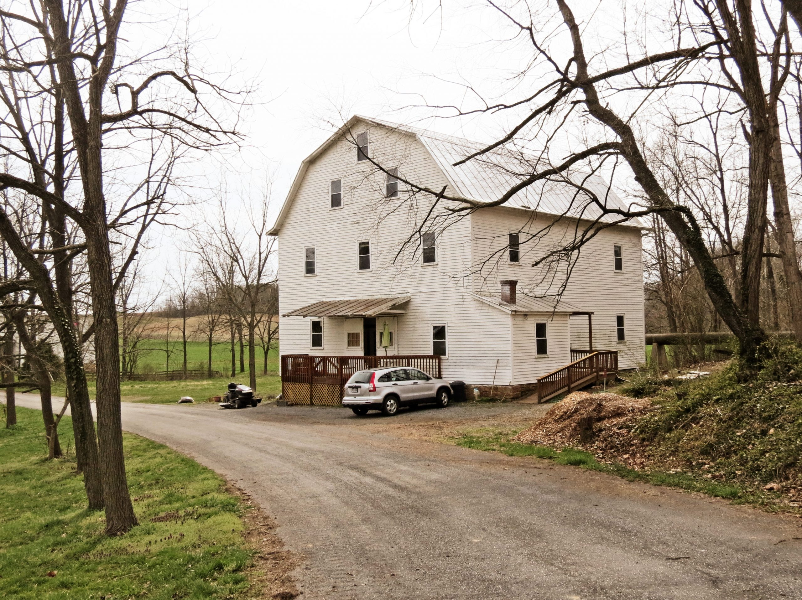 Paul's Ottobine Mill