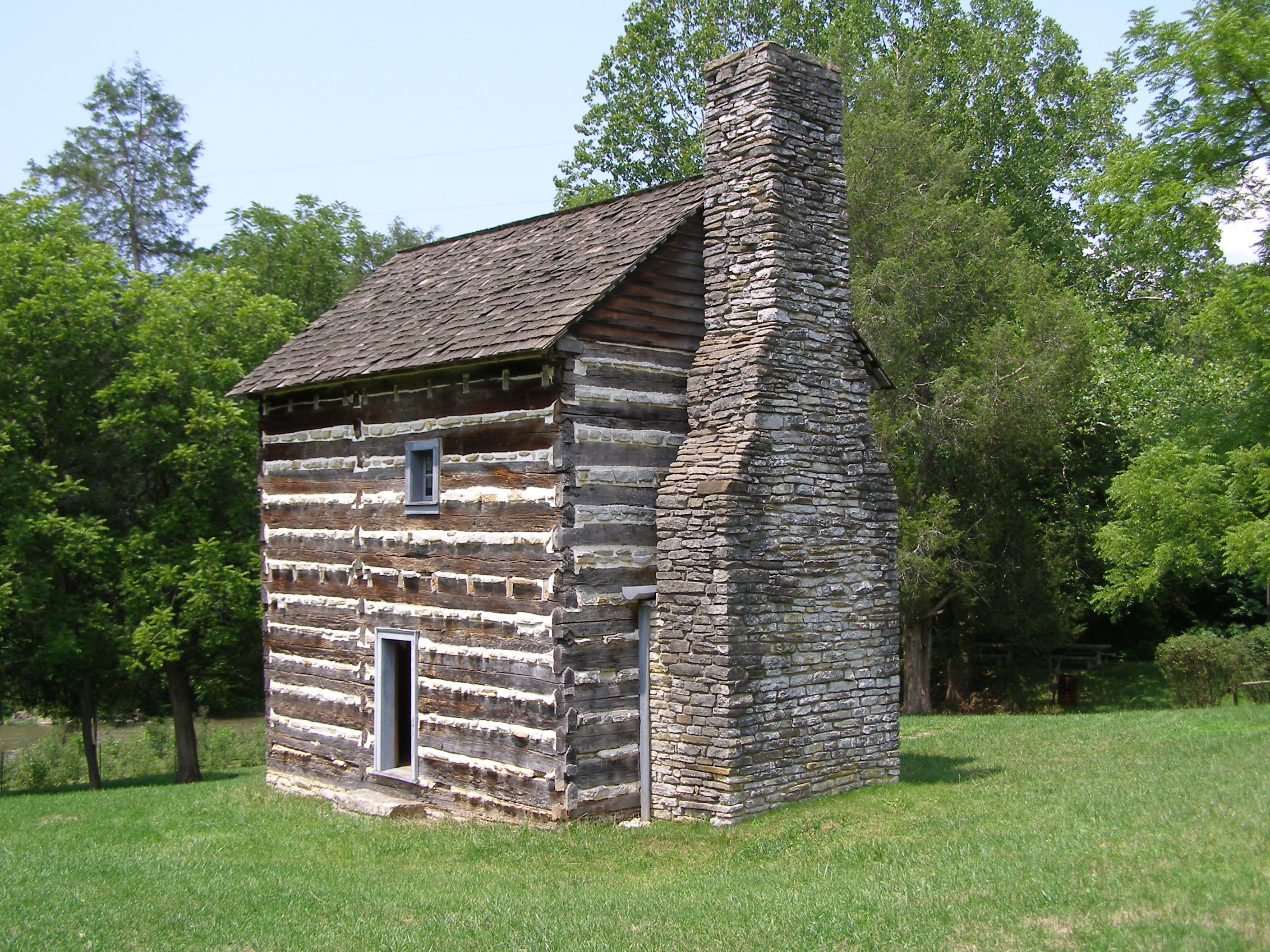 Kilgore Fort House