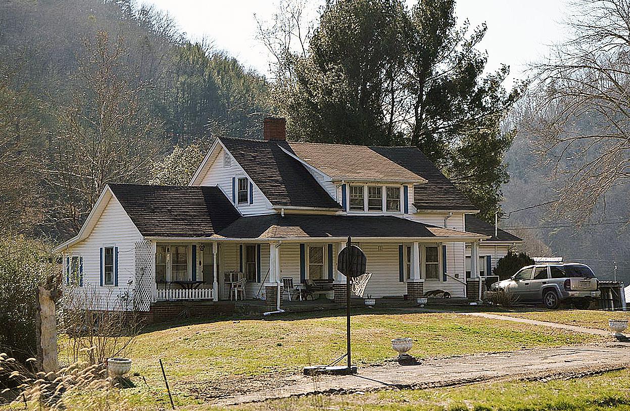 A. P. and Sara Carter House