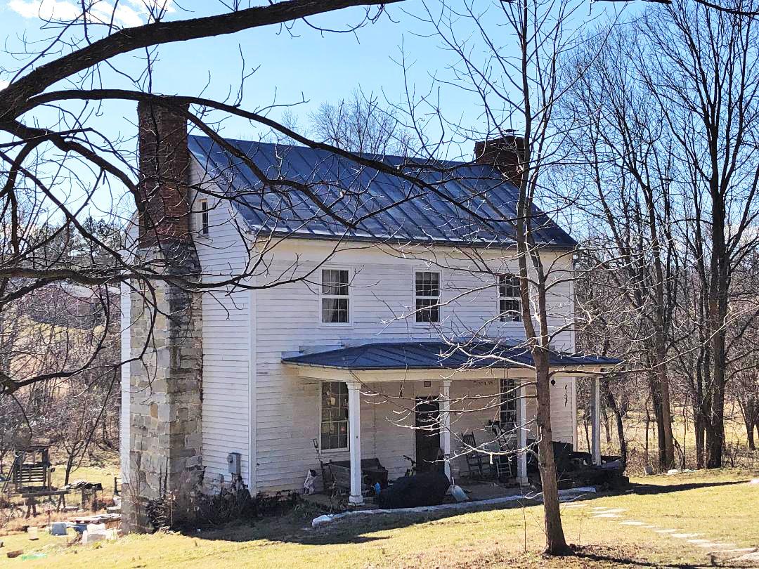 Benjamin Wierman House