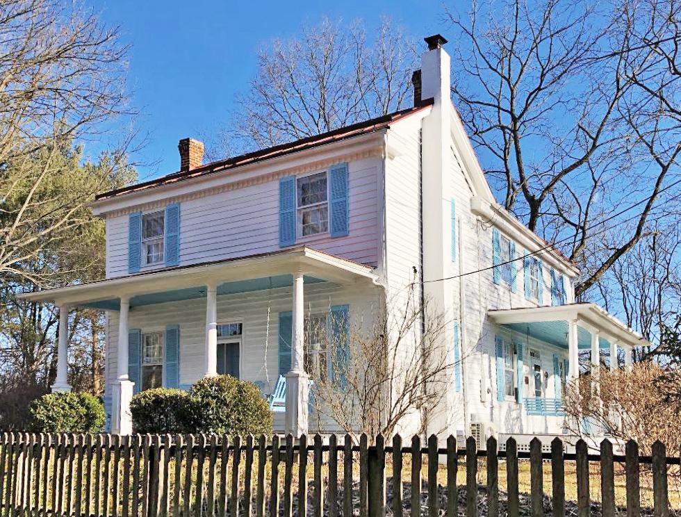 John Miley Maphis House