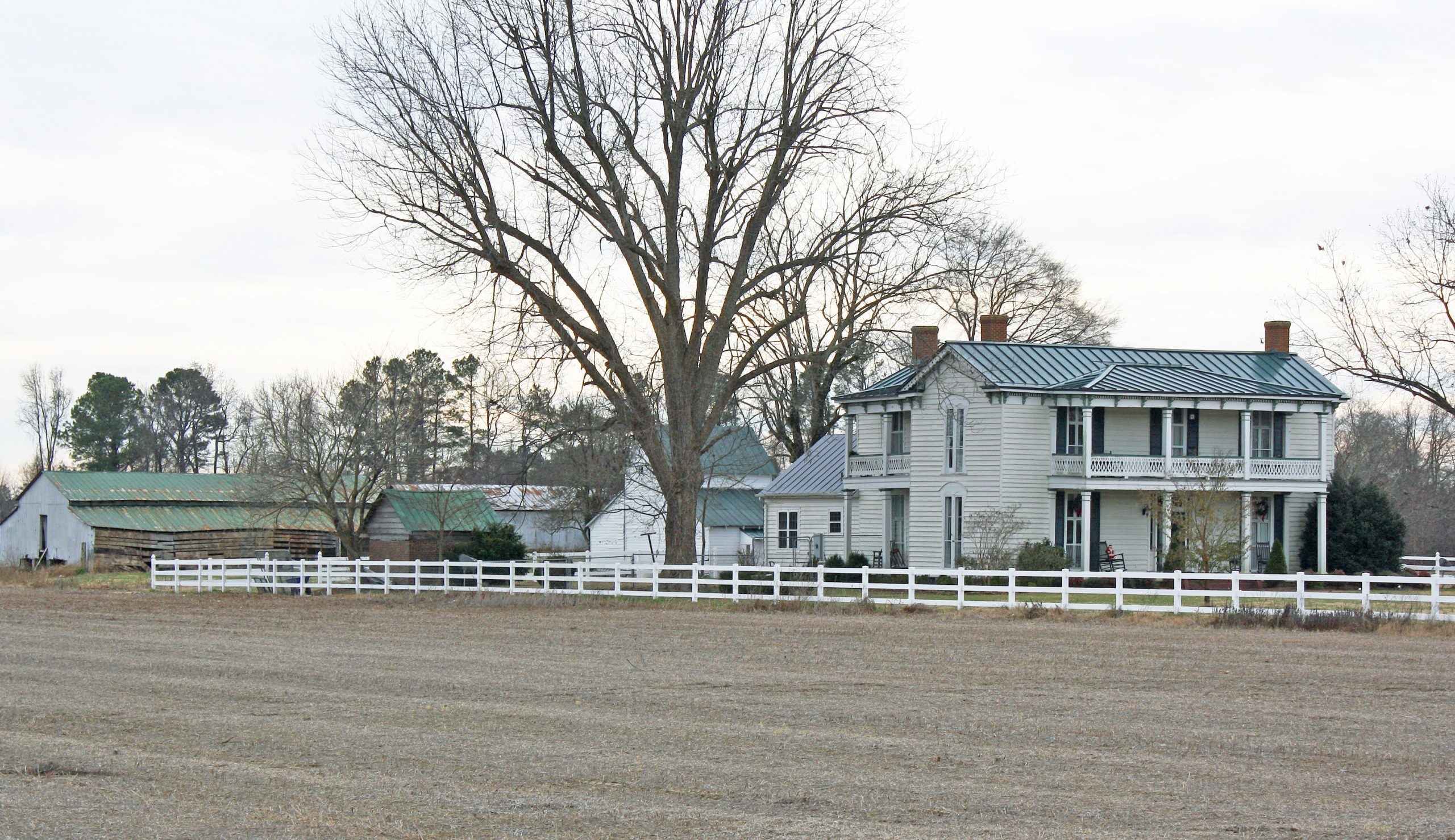 Simmons-Sebrell-Camp House