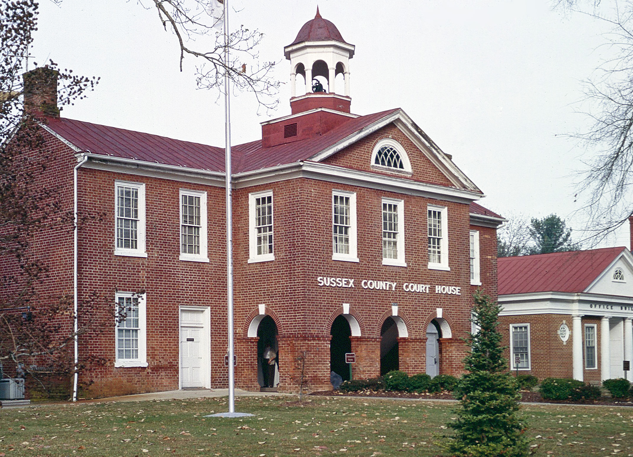 Sussex County Court House Historic District