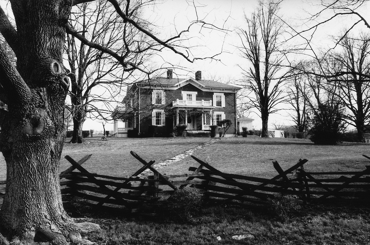 Alexander St. Clair House