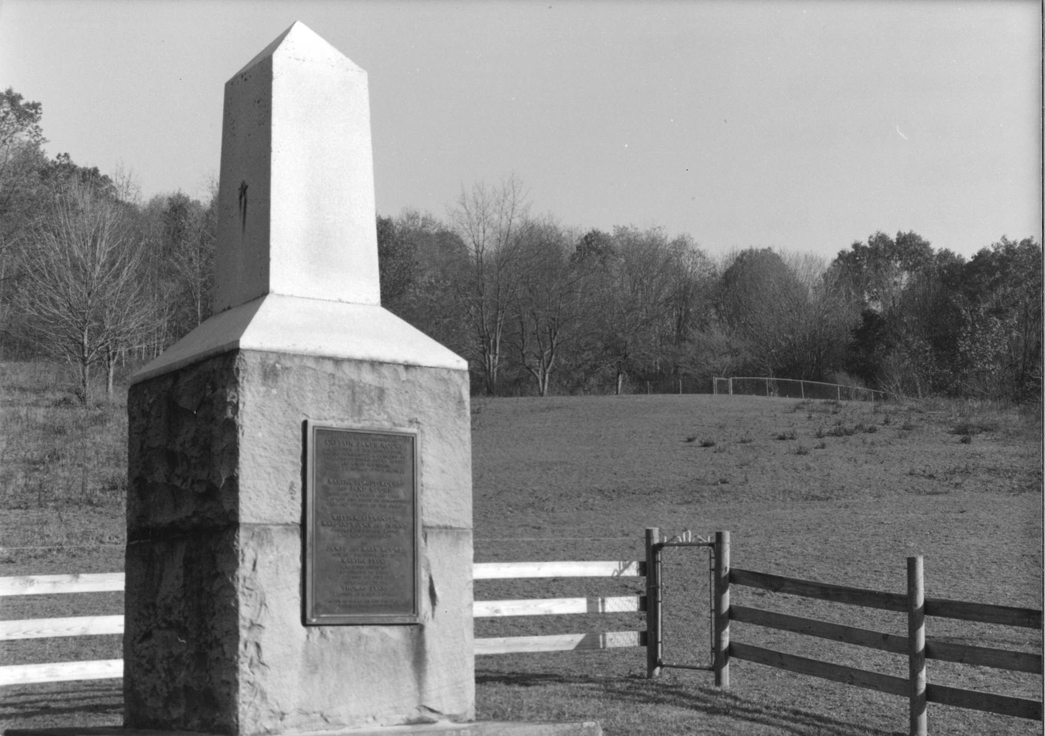 Captain James Moore Homestead