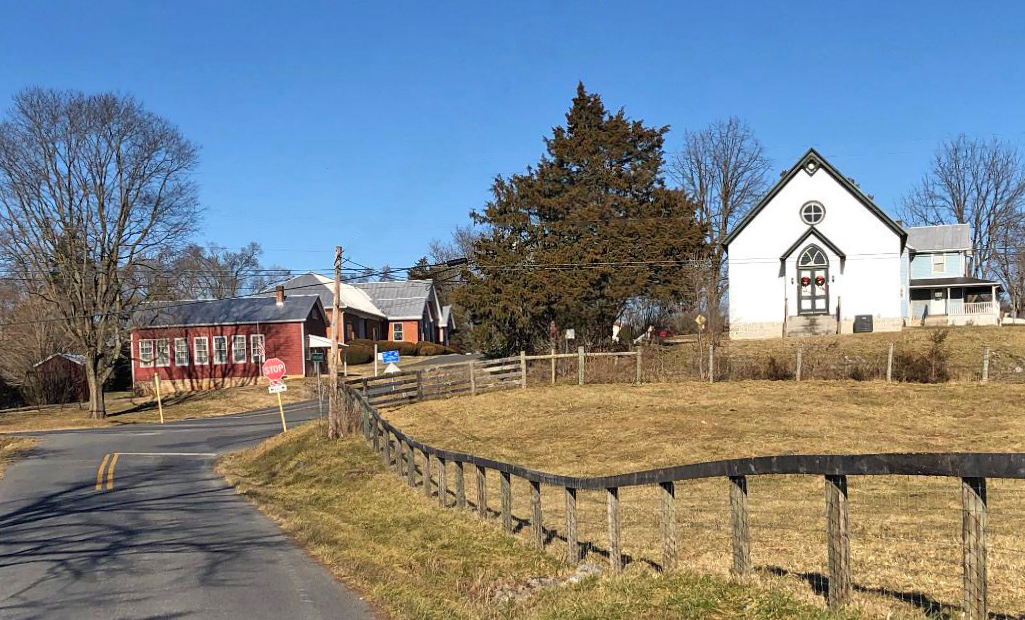 Rockland Rural Historic District