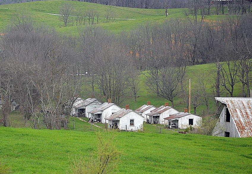 Wythe County Poorhouse Farm
