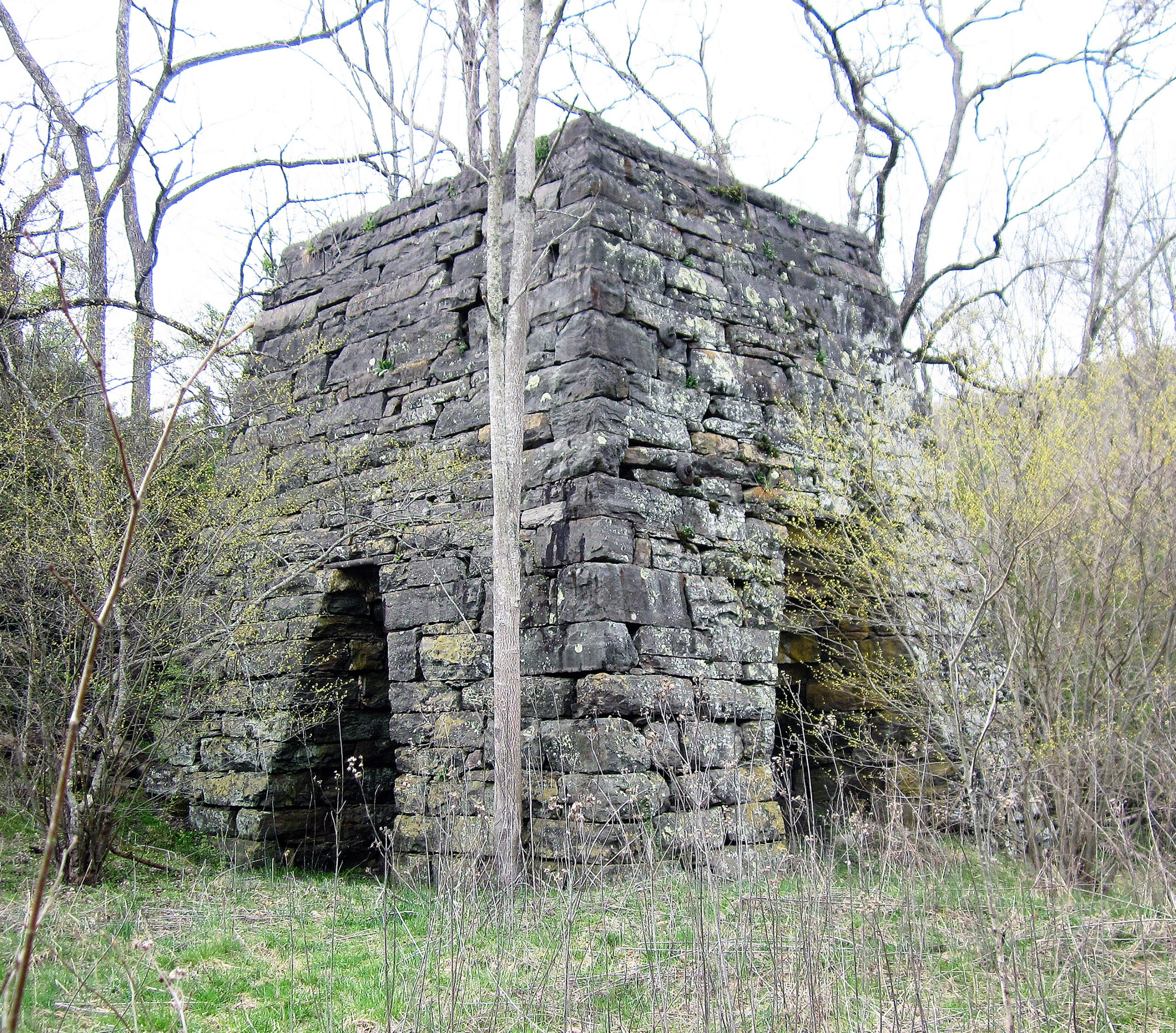 Raven Cliff Furnace