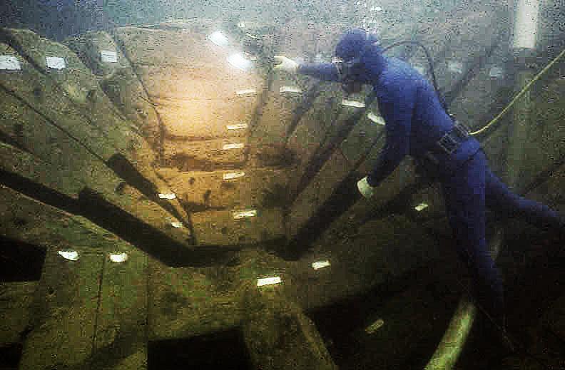 Yorktown Shipwrecks