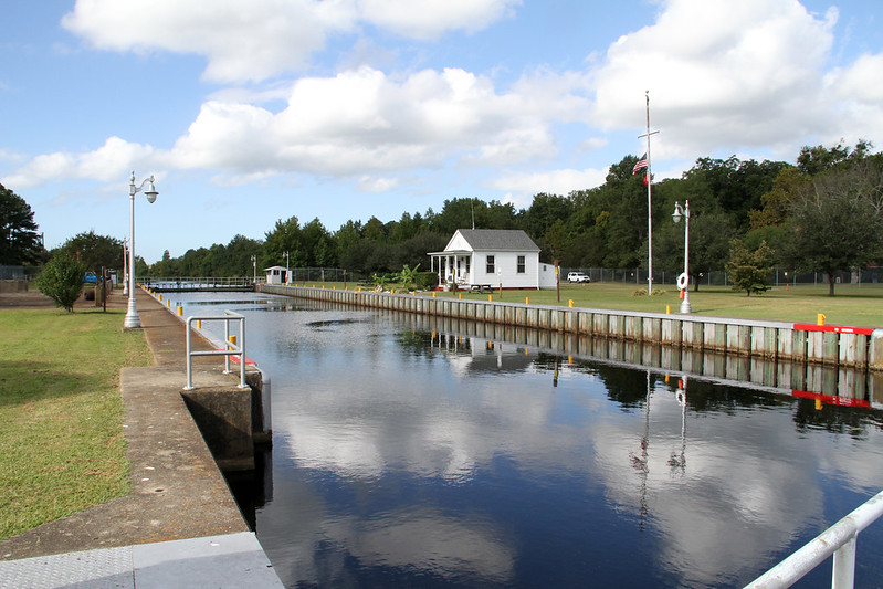 Dismal Swamp Canal & Associated Development, Southeast VA & Northeast NC MPD