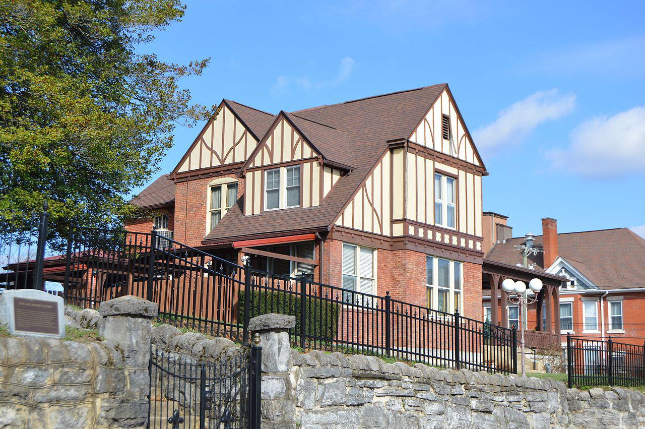 Solar Hill Historic District