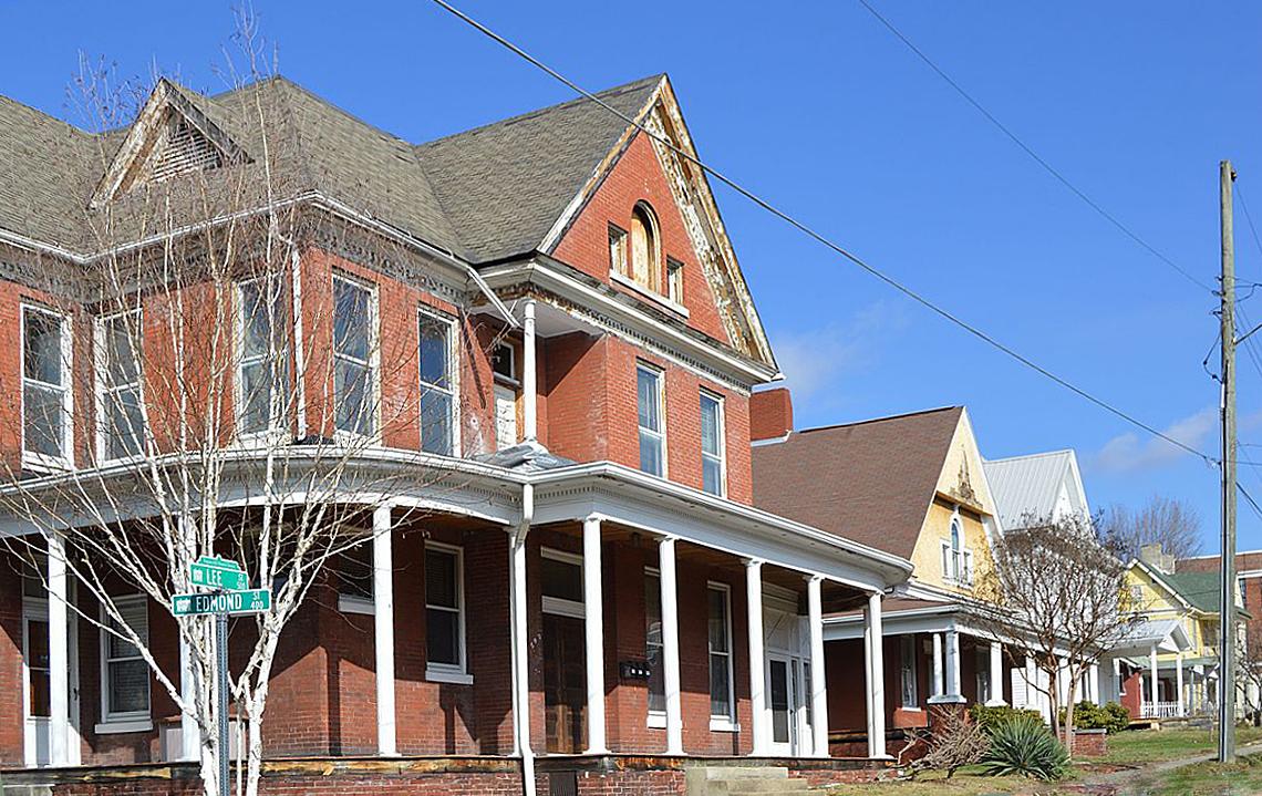 Virginia Hill Historic District