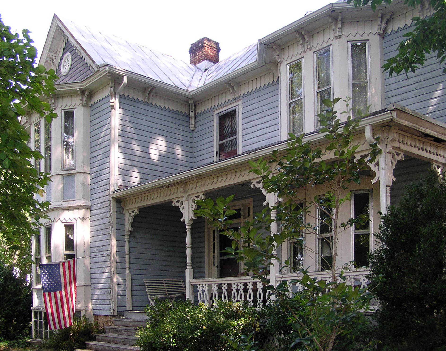 W.N. Seay House
