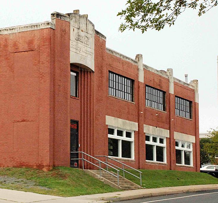 Charlottesville Coca-Cola Bottling Works