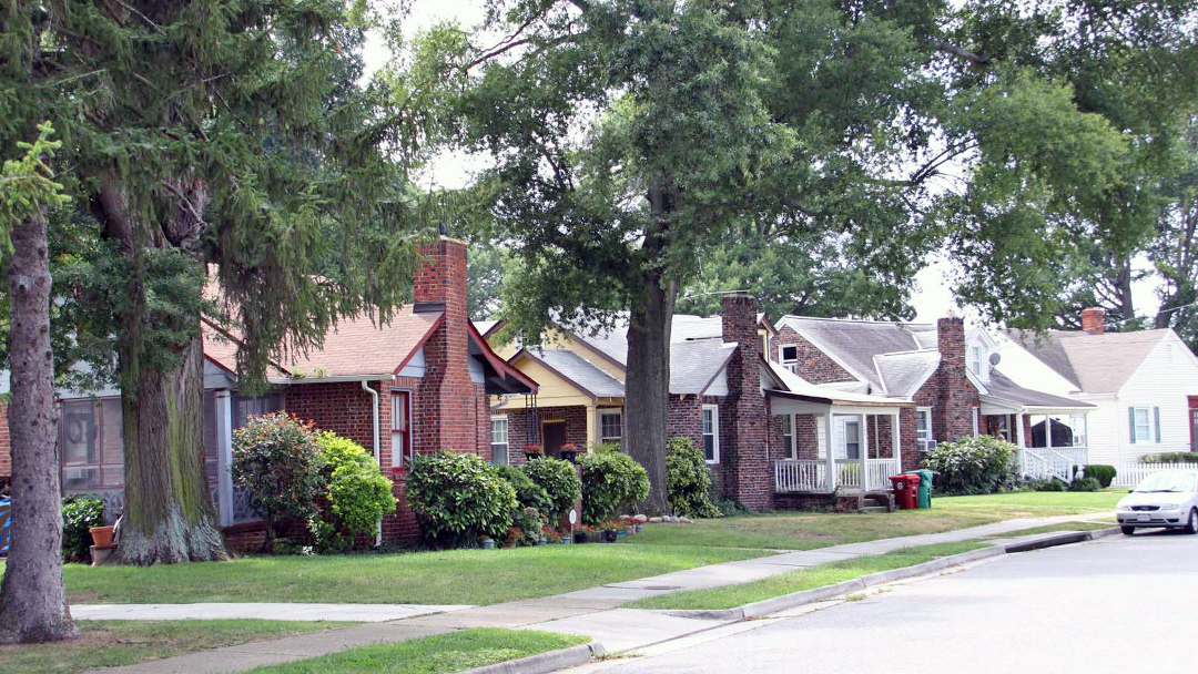 Chesterfield Highlands Historic District