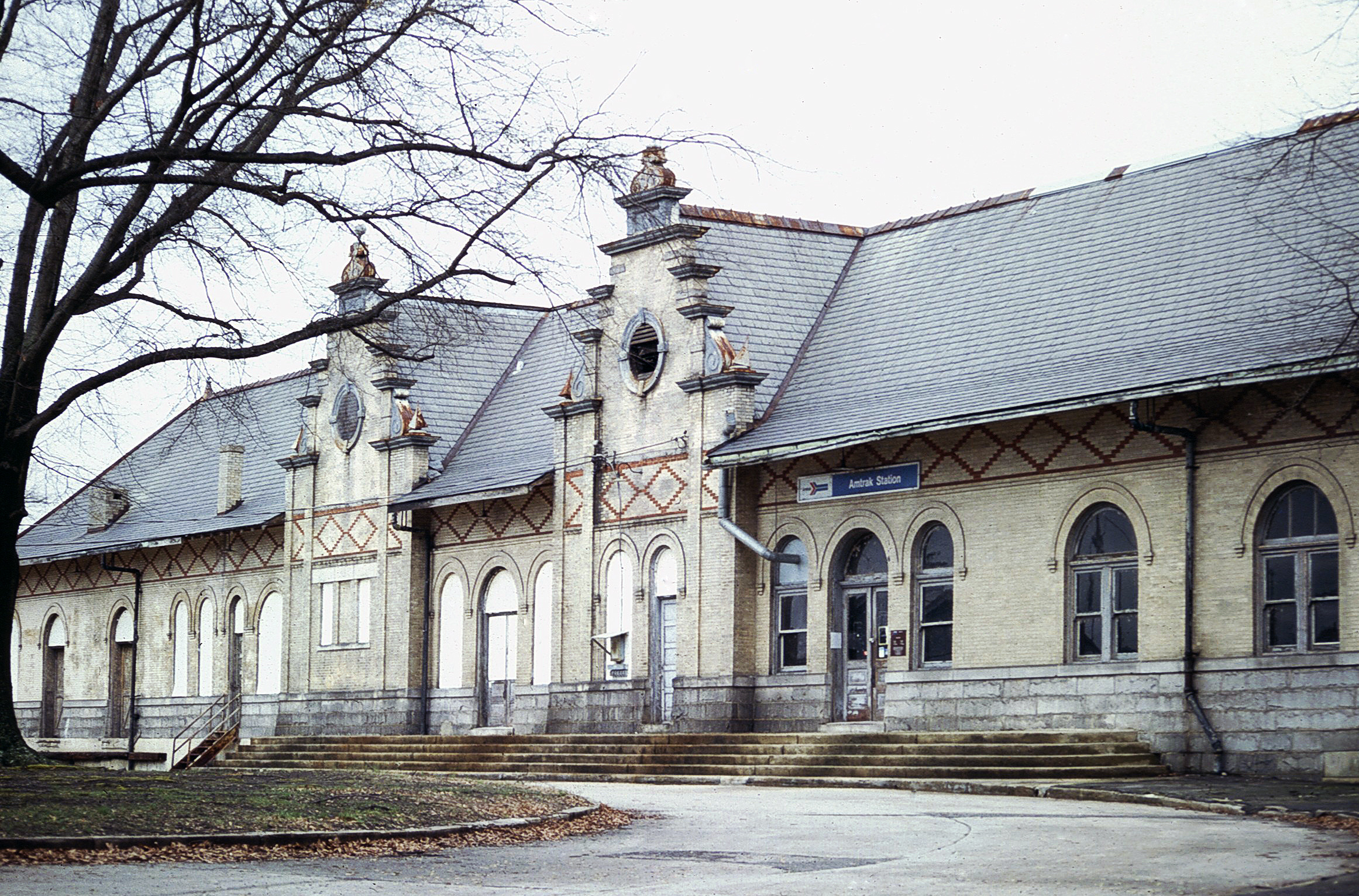 Danville Southern Railway Passenger Depot