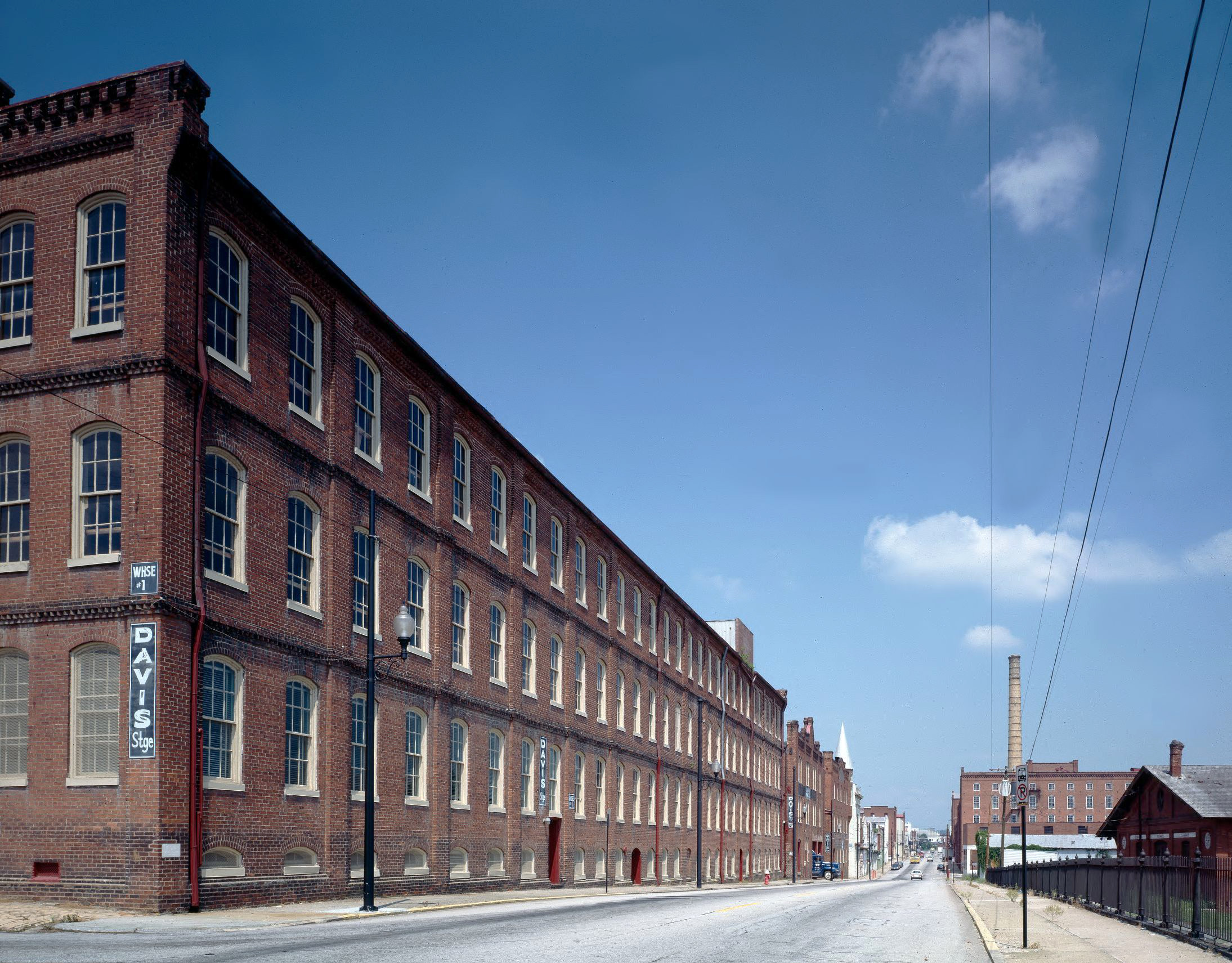 Danville Tobacco Warehouse and Residential District