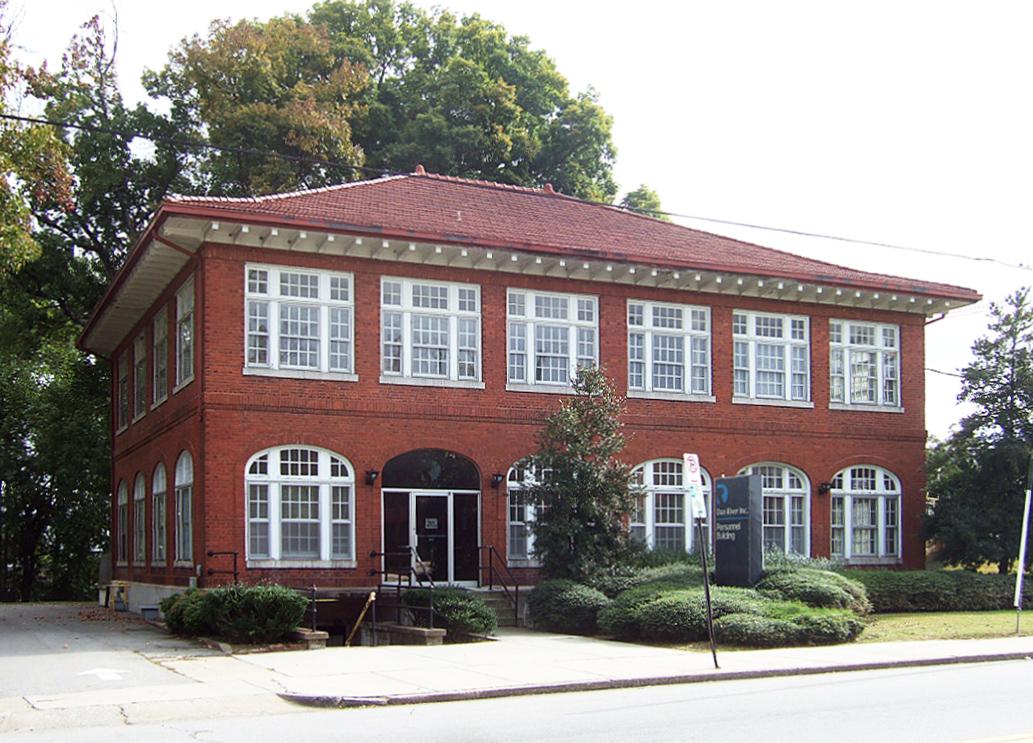 Schoolfield Welfare Building
