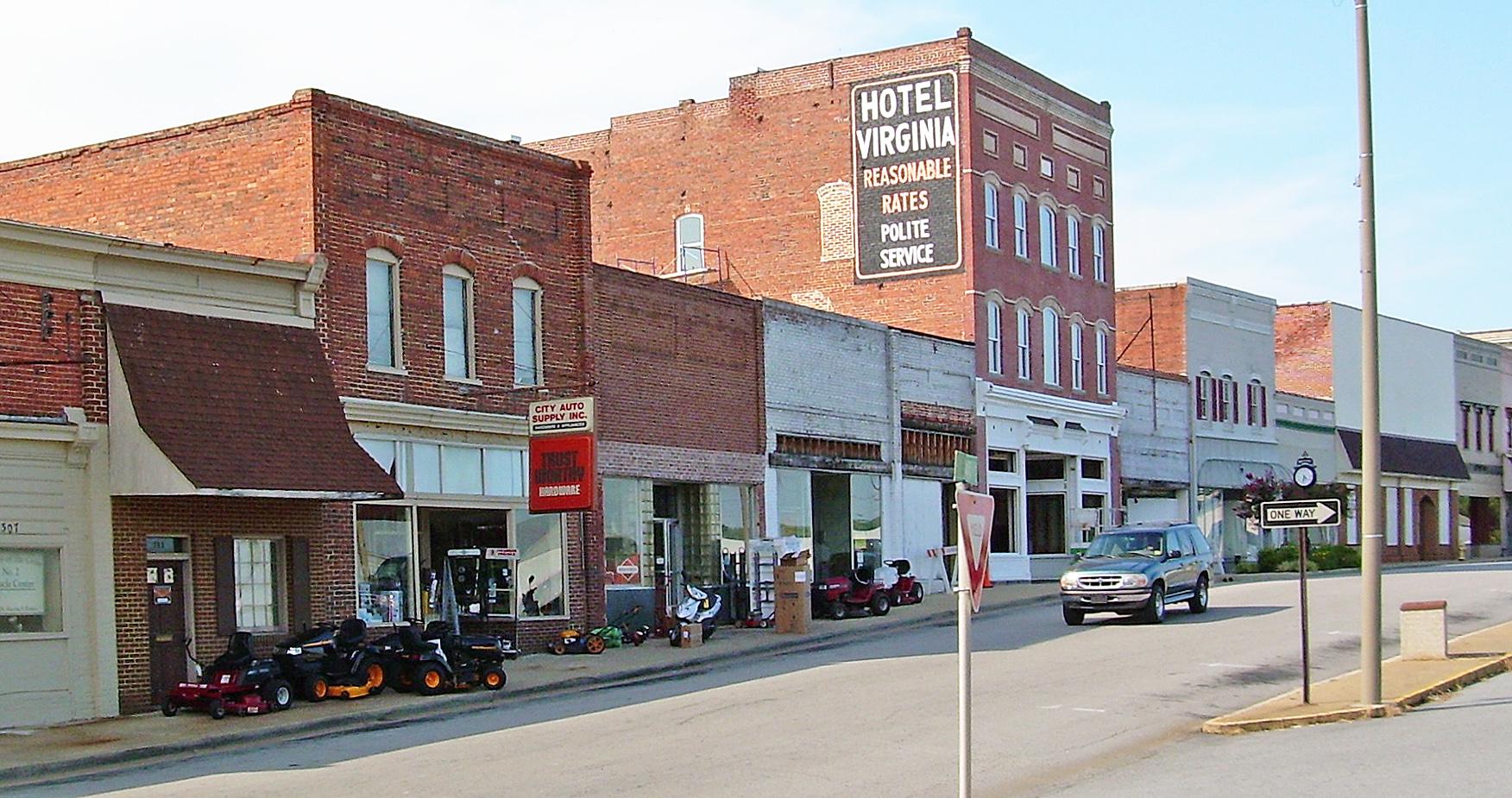 Belfield-Emporia Historic District