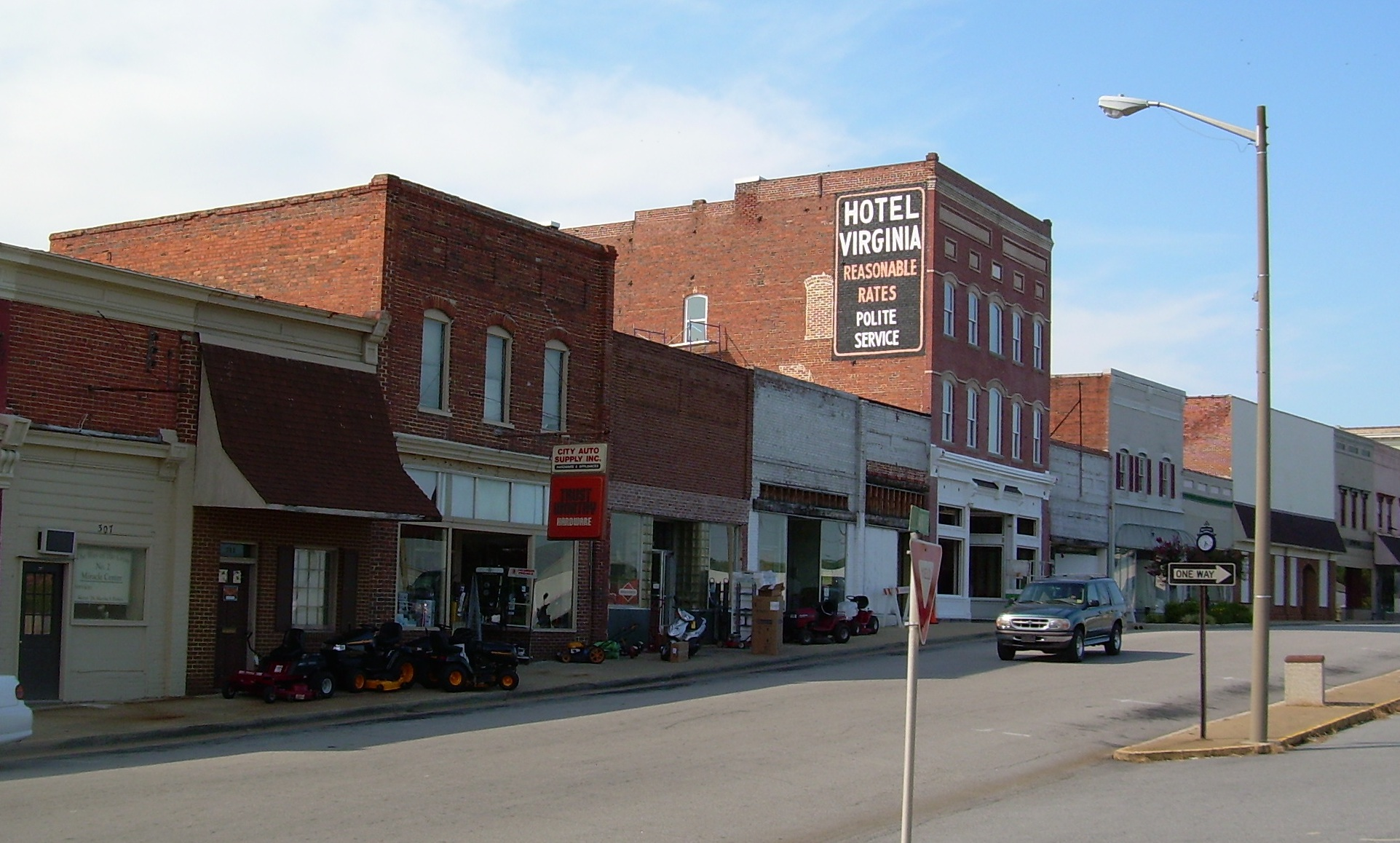 Belfield-Emporia Historic District