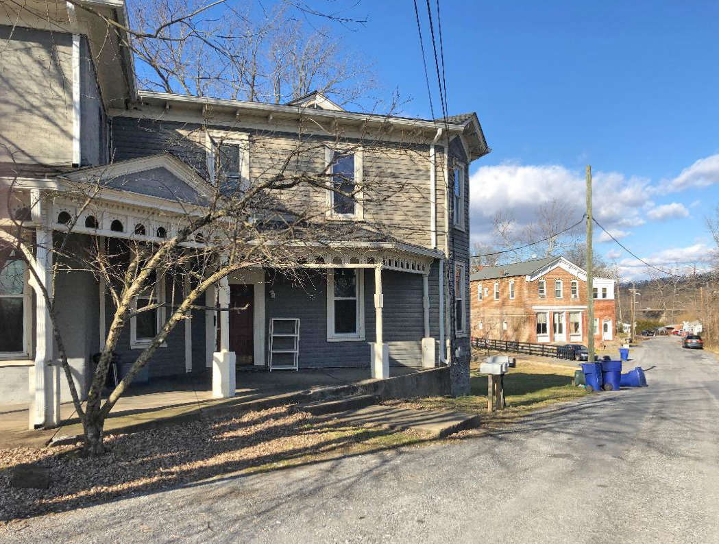 Riverton Historic District