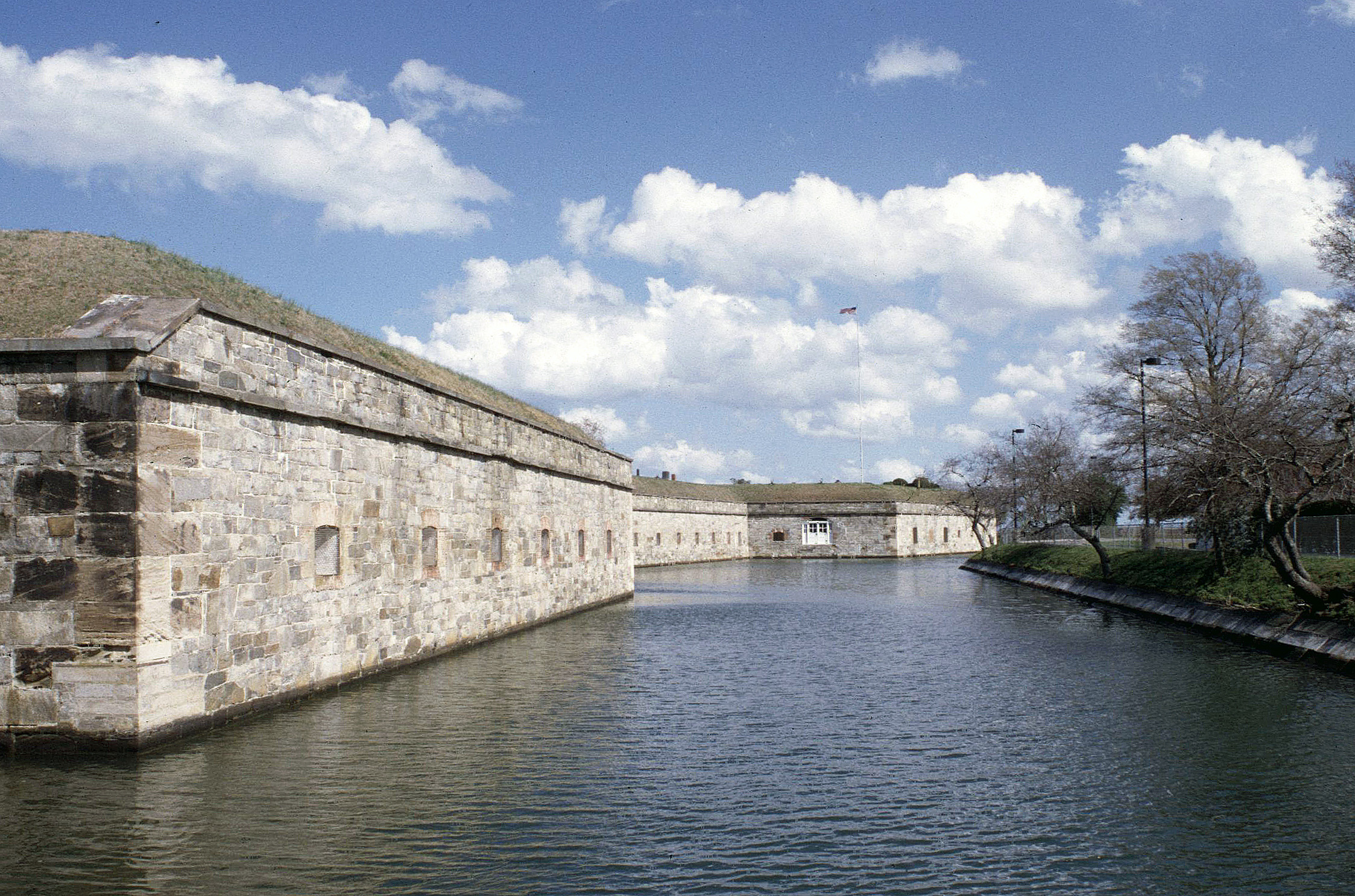 Fort Monroe Historic District